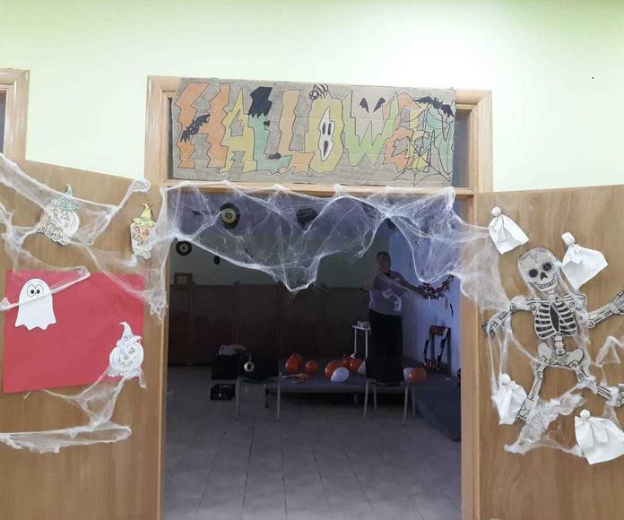 Halloween: Proyectos y Servicios de Asociación Domitila