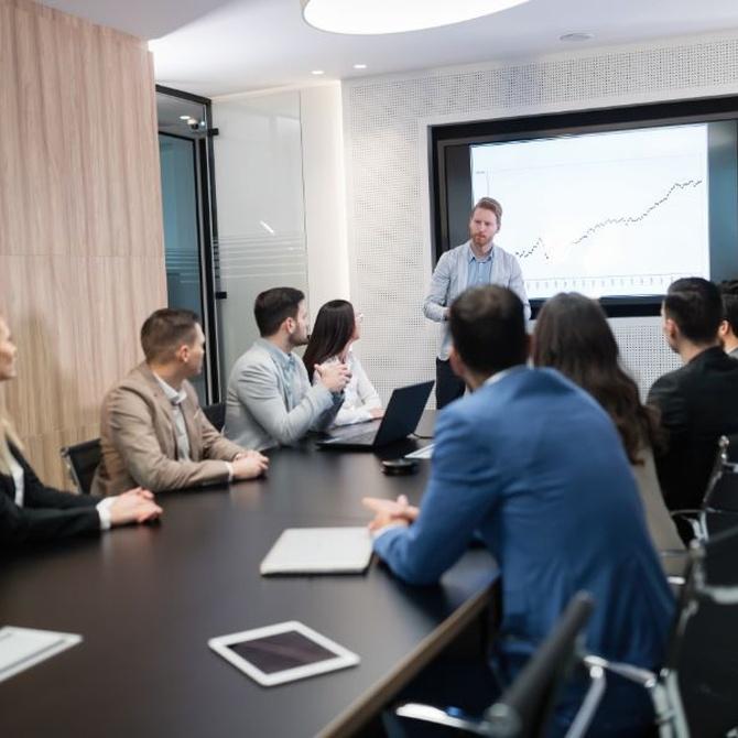 Cómo agilizar las reuniones de trabajo