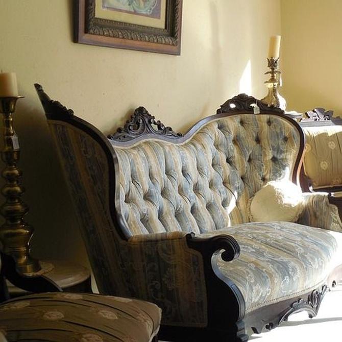 Tapiza tus muebles 'vintage'