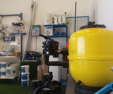 Todos los productos para la construcción de tu piscina, en nuestra tienda PPROPOOL DC GROUP