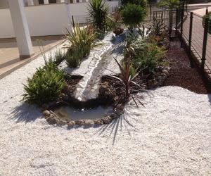 Diseño de jardines públicos y privados