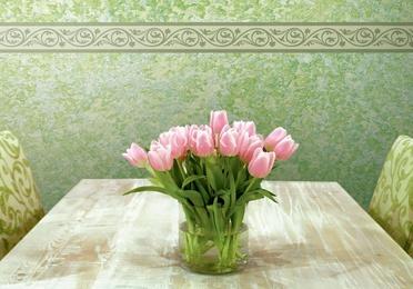 Pinturas y aplicaciones de alta decoración