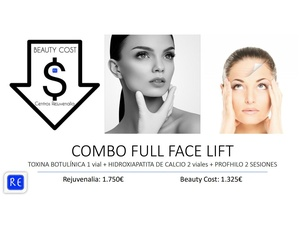 Combo Full Face Lift