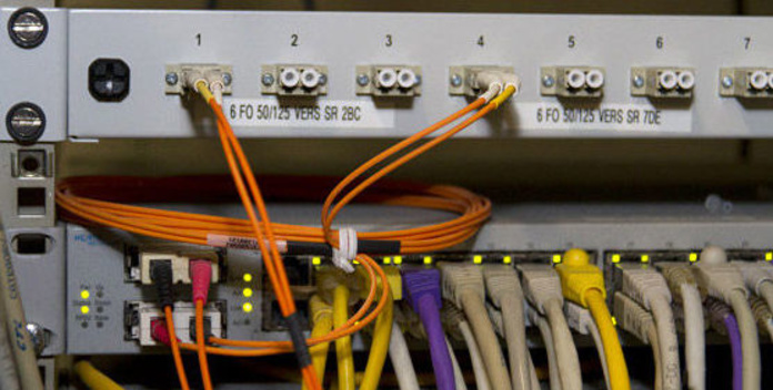 Telecomunicaciones: Trabajos de Construcciones Javier Villar