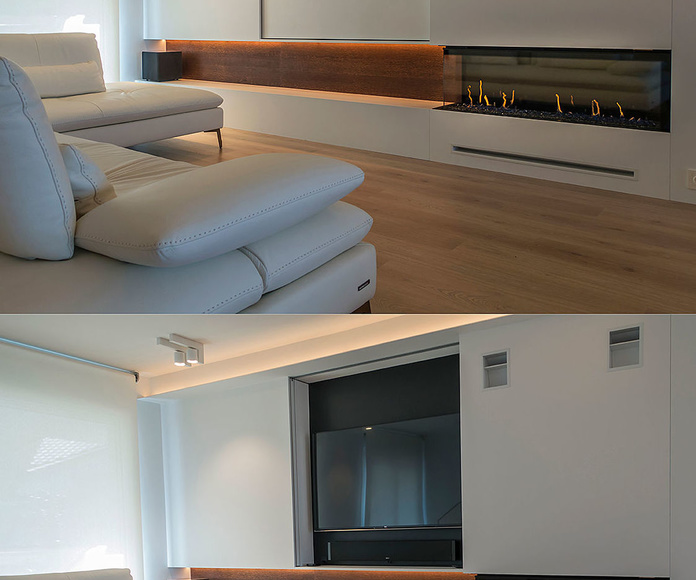 Renovation of Duplex  Parc de Mar   Architect Sitges  FPM Studio Barcelona: Proyectos  architectsitges.com de FPM Arquitectura