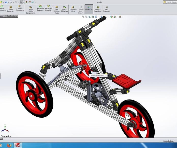Movilidad. V1P: Productos y servicios de 3DSWPRO