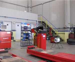 Servicios para vehículos industriales