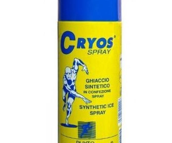 spray frio Cryos