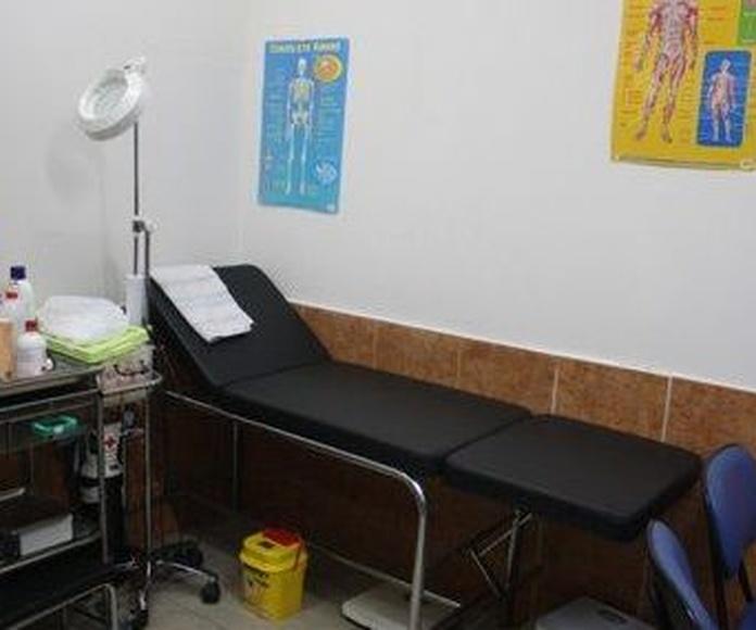 Detalle del despacho médico