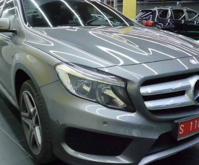 Mercedes- Benz Clase GLA GLA 220 d 4MATIC AMG Line 5p.: Amplio stock de Quality Luxe Cars