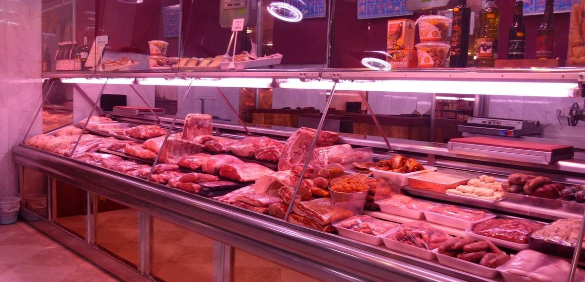 Carnes y productos de charcutería en Ávila