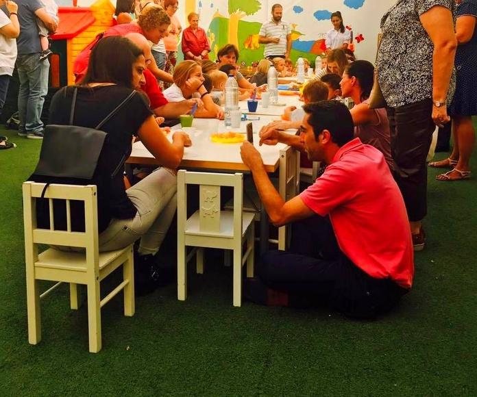 Escuela abierta a las familias: Nuestro método de Little Friends