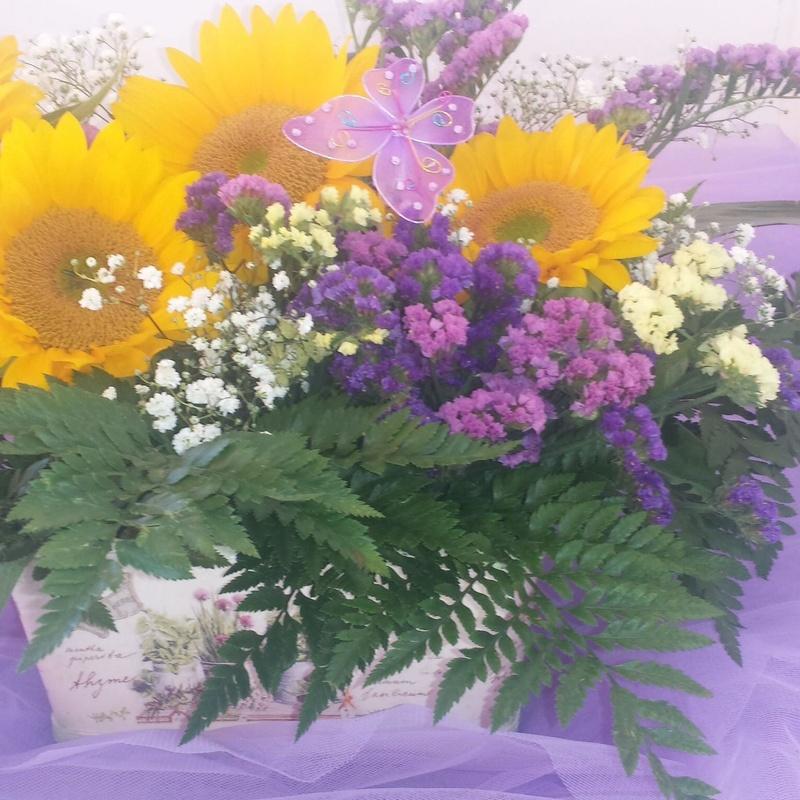 Compiciones de mesa: Arte floral de Isabella Arte Floral