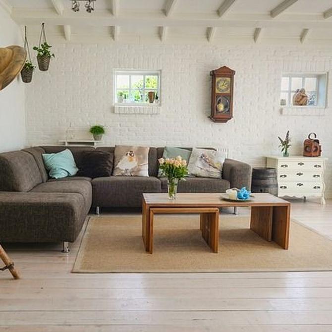 La importancia del sofá