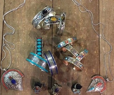 ¿Qué son las joyas tibetanas?