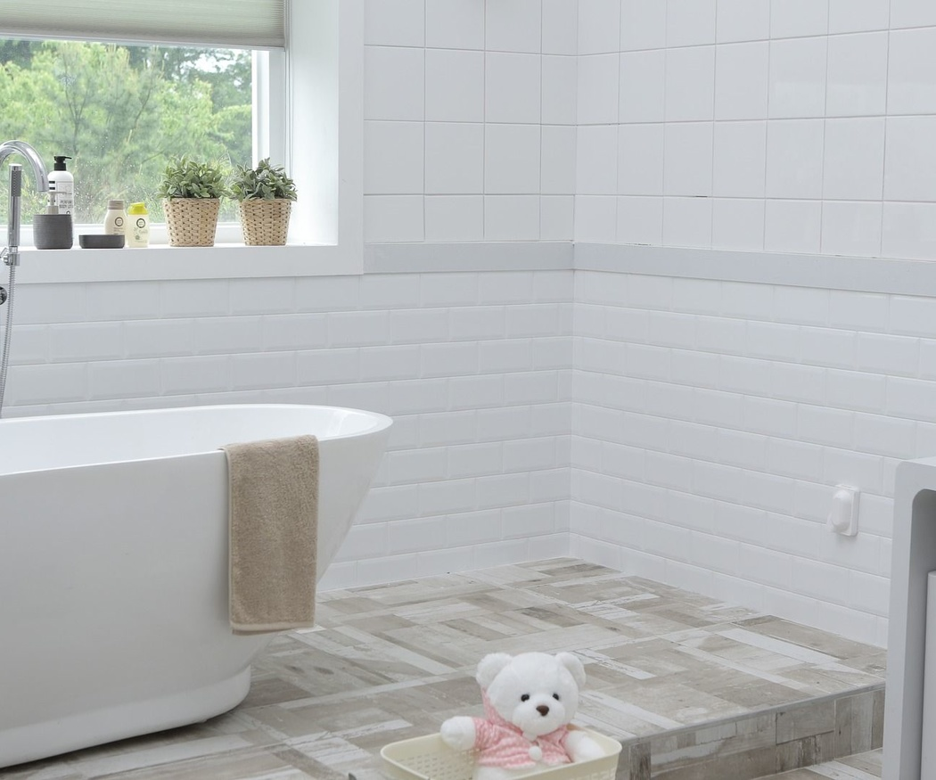 Baño nuevo sin reformas molestas