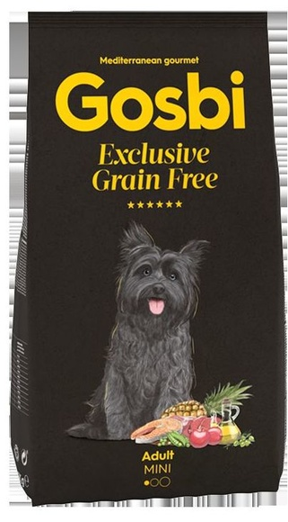 Exclusive Grain Free Adult Mini: Productos y servicios de Més Que Gossos }}