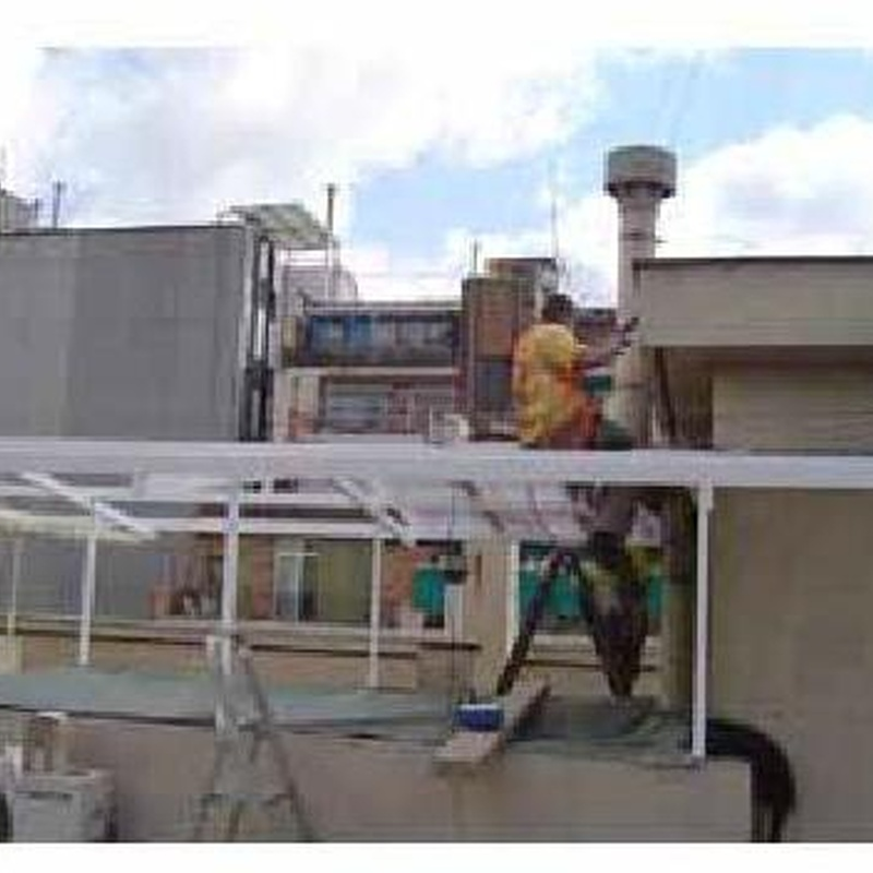 Claraboyas:  Servicios de Restuc