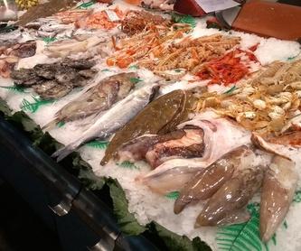 Merluza: Pescadería de Peixeteria ENRIQUETA