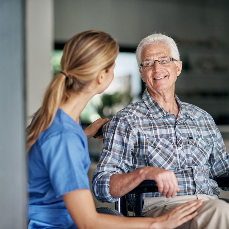 Cuidado de personas mayores: Servicios de Servicasa