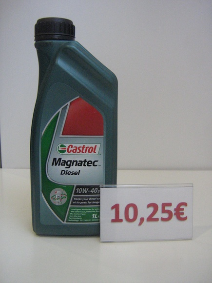CASTROL 10W40 (DIESEL): Servicios de Safety Car