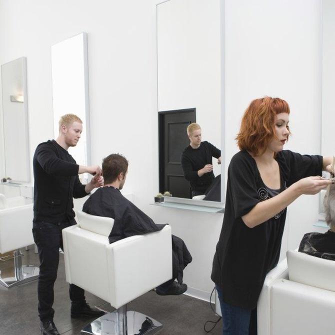La importancia del mobiliario en una peluquería