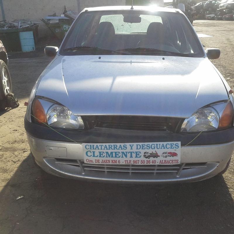 Ford Fiesta 98 para desguace en clemente Albacete