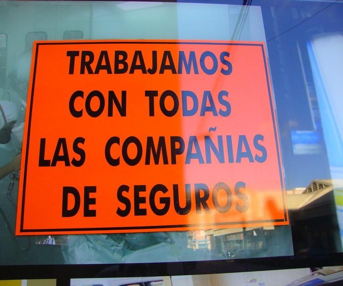 LIBRE ELECCIÓN DE TALLER Según el art.18 de la ley 50/80 de Contrato de Seguro: