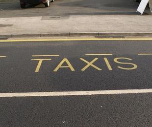 Servicios de taxi para Industrias - Professionales - Particulares