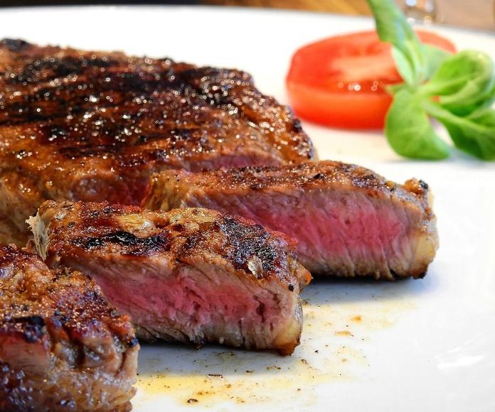 Nuestras carnes: Carta y menús de El Vallina
