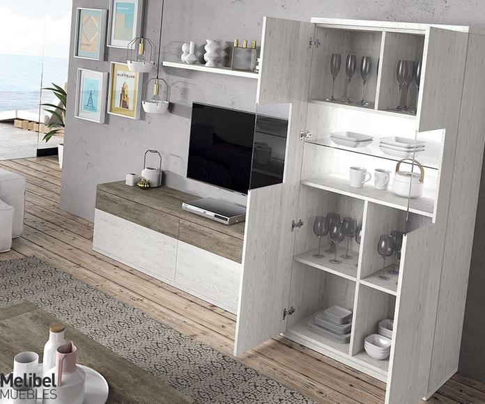 MUEBLES MELIBEL Salones: Catálogo de muebles y sofás de Goga Muebles & Complementos