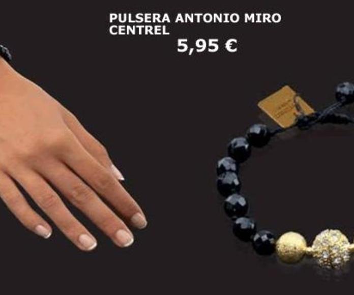 Pulsera Antonio Miro