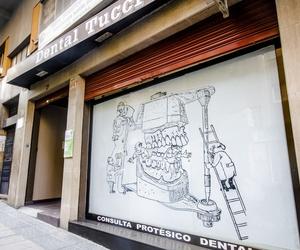 Fachada de Dental Tucci en Jaén