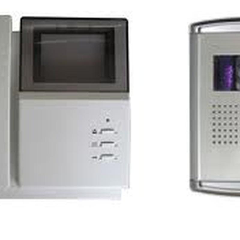Sistemas de videoporteros y porteros automáticos : NUESTROS SERVICIOS de Antenas EAG