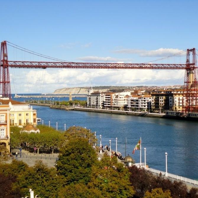 Barrios y pueblos cercanos a Bilbao