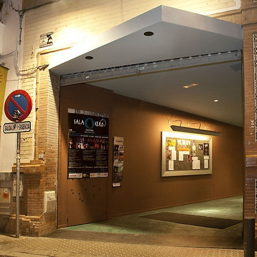 Sala de teatro en Sevilla