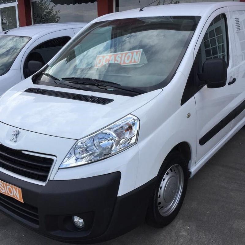 Peugeot Expert 1.6HDI 92CV:  de Ocasión A Lagoa