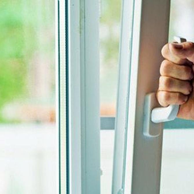 Ventajas de las ventanas oscilobatientes y osciloparalelas