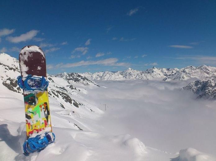 Venta de material de Snowboard Formigal