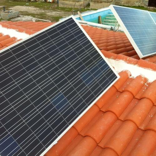 Instalación de placas solares en  | Ahorralia
