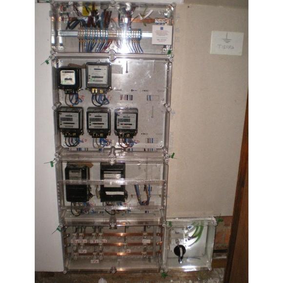 Instalación eléctrica comunitaria: Servicios de TCV Energía