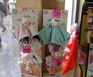 Ofertas en sonajeros y dudus para bebés