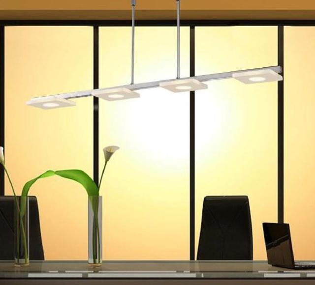 LAMPARA DE LED .