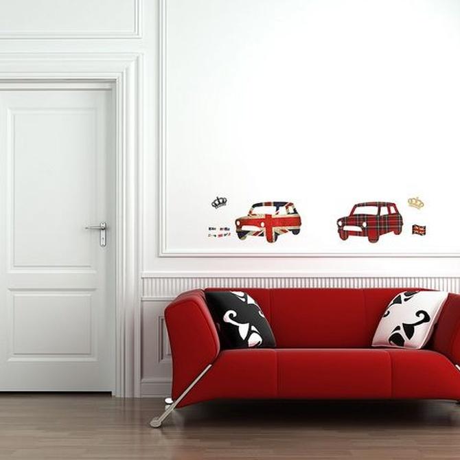 ¿Qué aportan los vinilos a la decoración de nuestra casa?