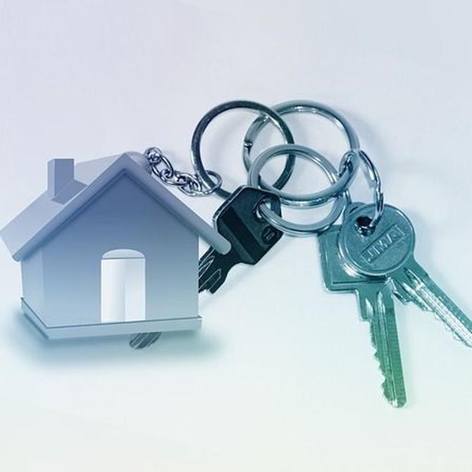 Los contratos de alquiler de inmuebles
