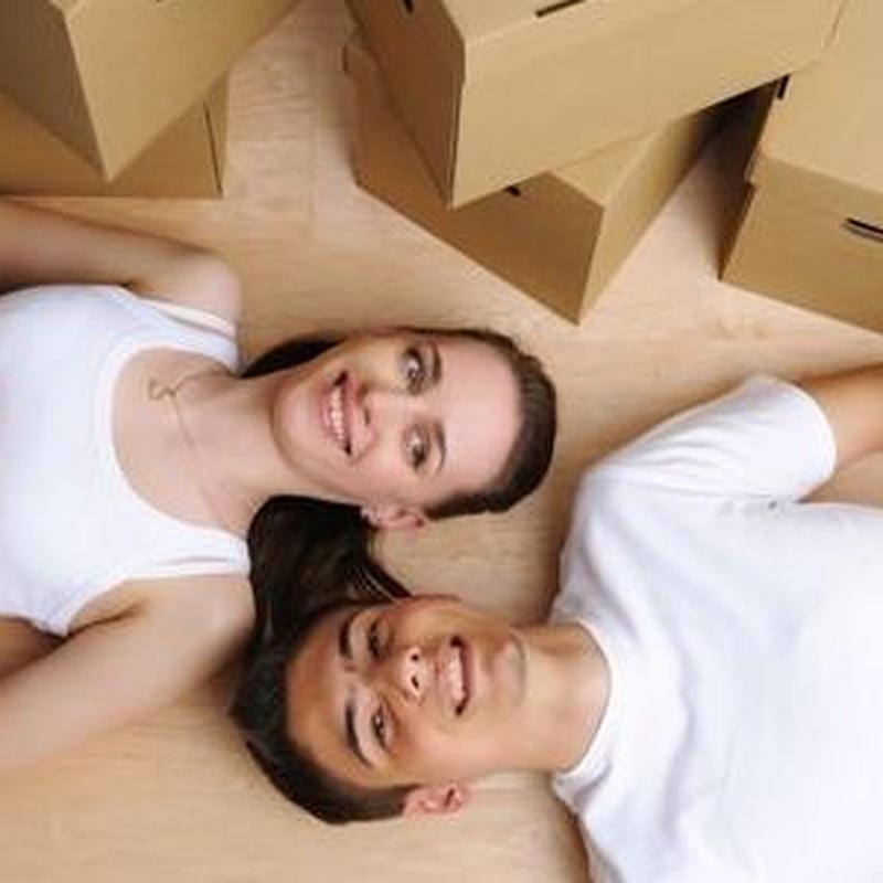 Mudanzas de pisos o casas: Servicios de Mudanzas Terradas