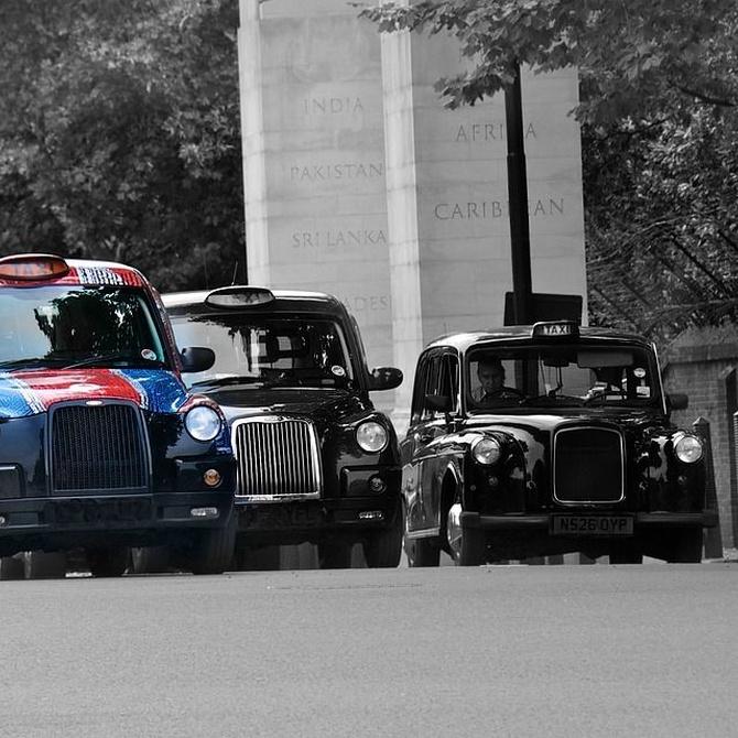 Los taxis en Londres, algo más que un modo de transporte