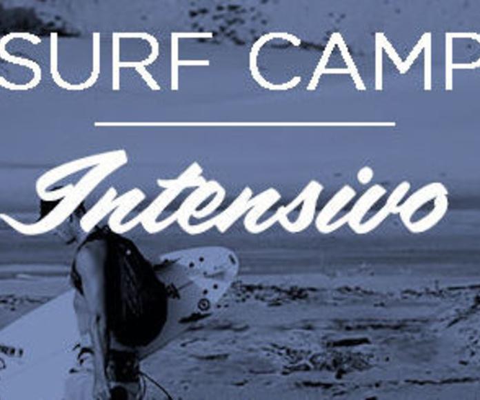 SURF CAMP INTENSIVO