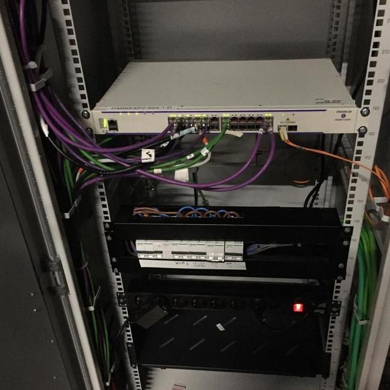 Instalación de telecomunicaciones: Servicios de Eleccom