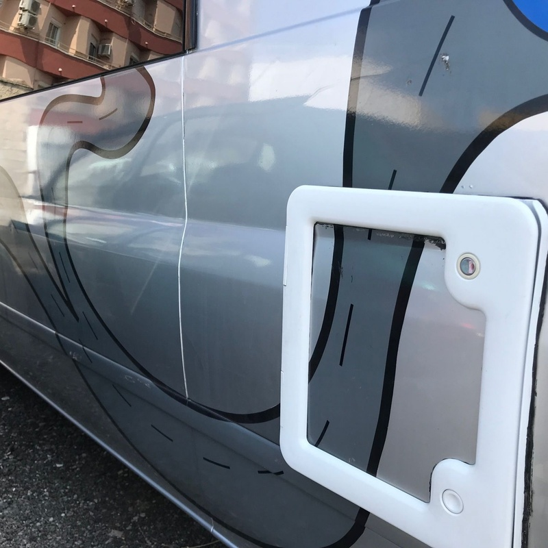 Ford Transit de 4 plazas: Productos y servicios de CamperValencia